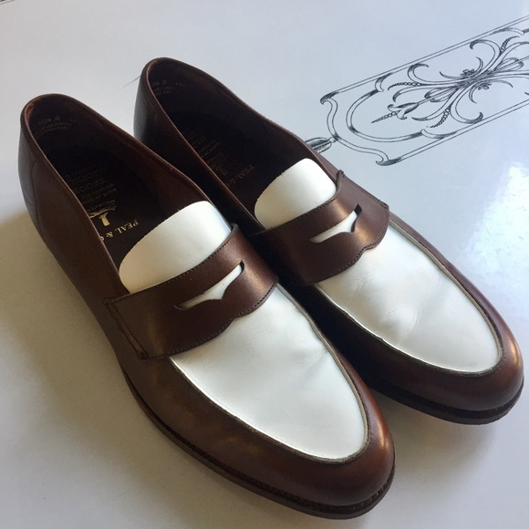 443eeebd1ad Brooks Brothers Other - SPECIAL! Peal Co. Great Gatsby Coll. Loafers